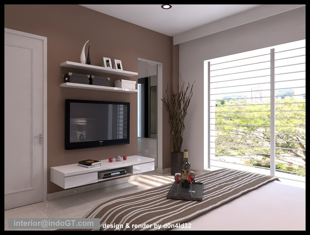 Design interior kamar minimalis - Desain Interior Kamar Tidur 21